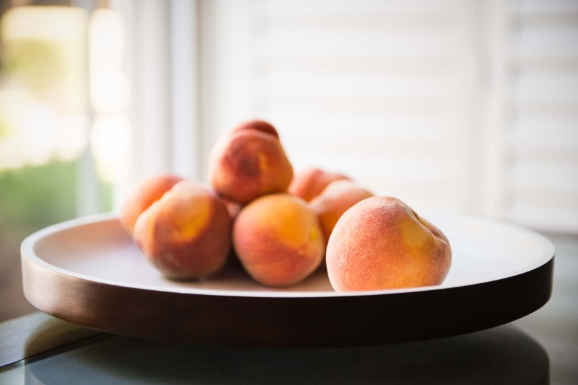 Peaches galore!