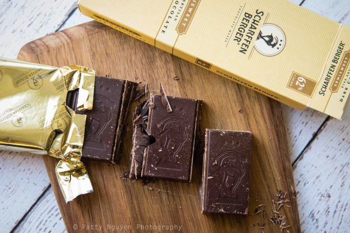 Mmm...chocolate...
