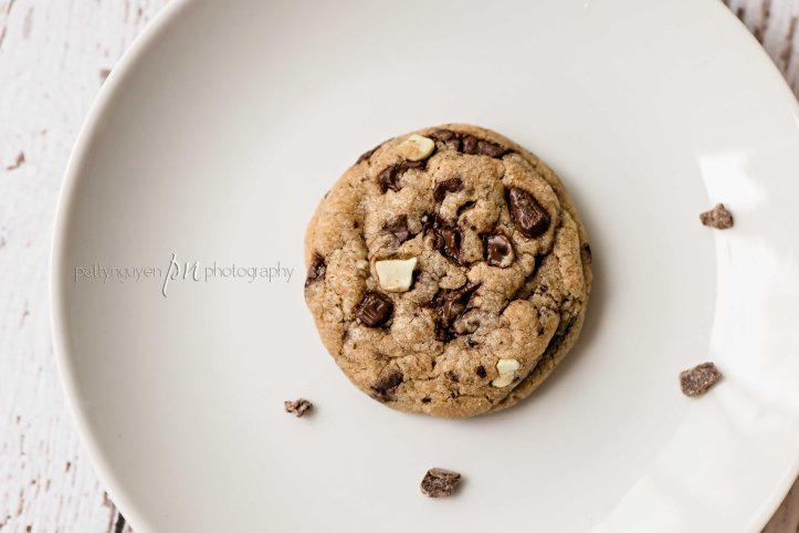 Cookie eating time.
