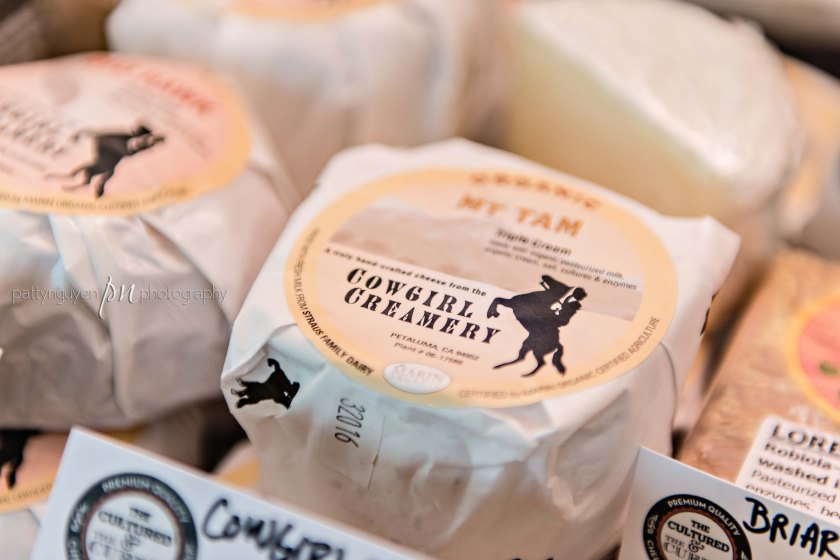 Cowgirl Creamery's Mt. Tam is my favorite cheese of all time. Ever. You are missing out if you've never had it.