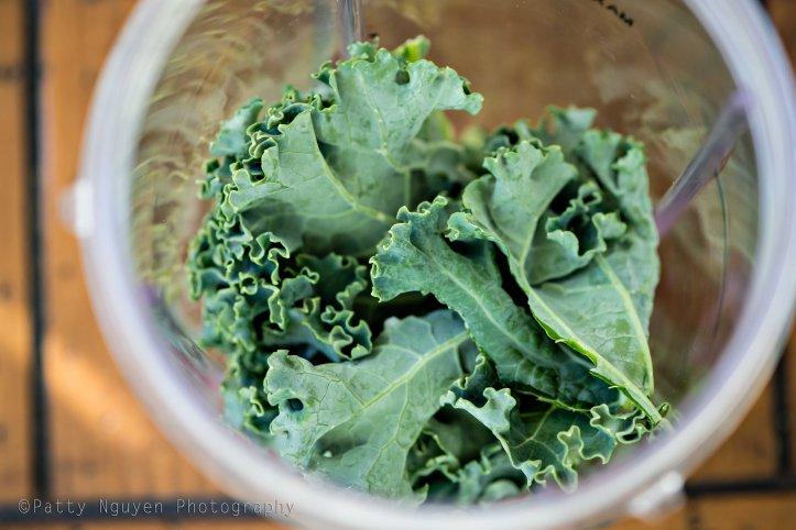 Random kale fact:  it is great for bone health!
