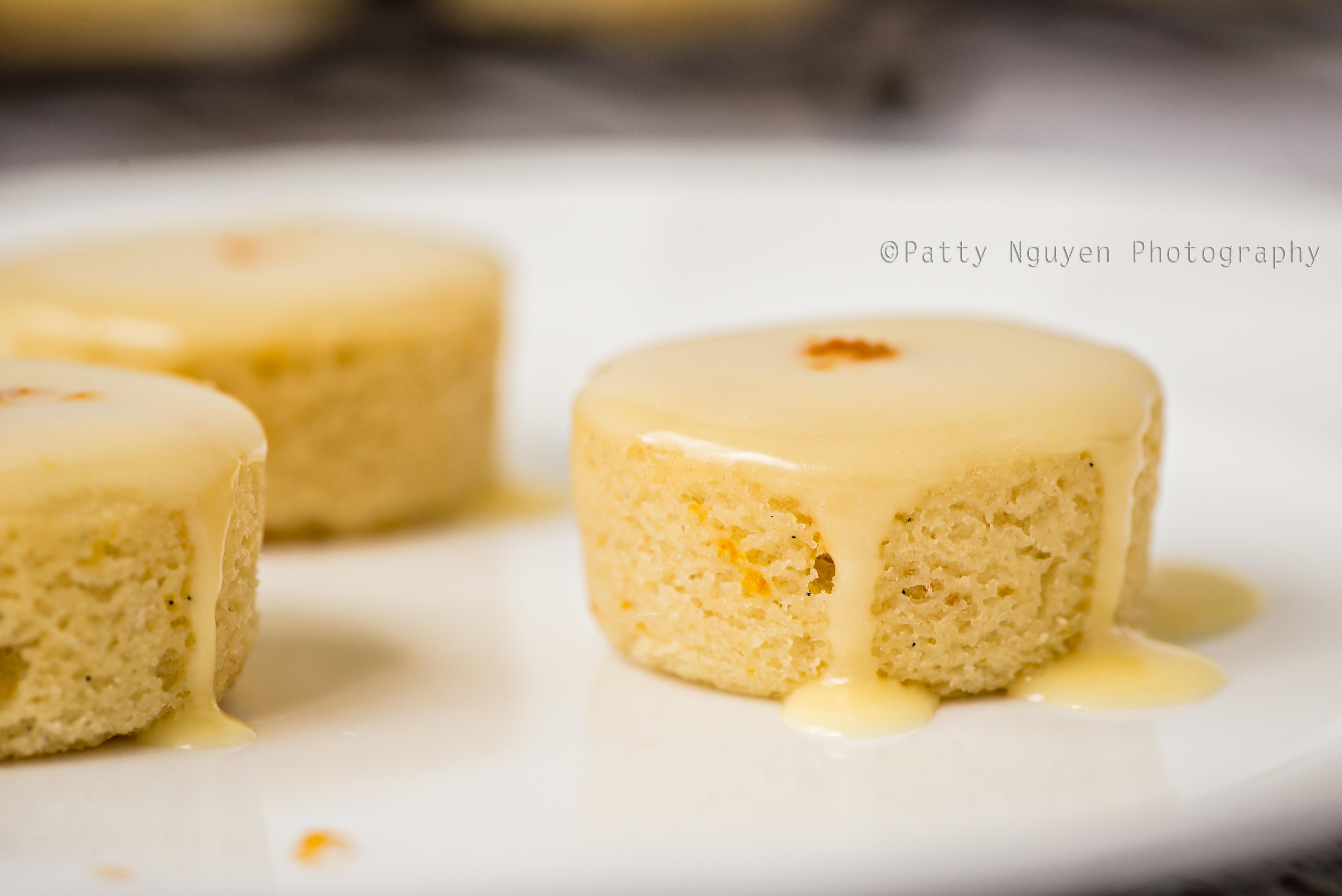 Sumo Orange Pound Cake Bites | Patty Nguyen