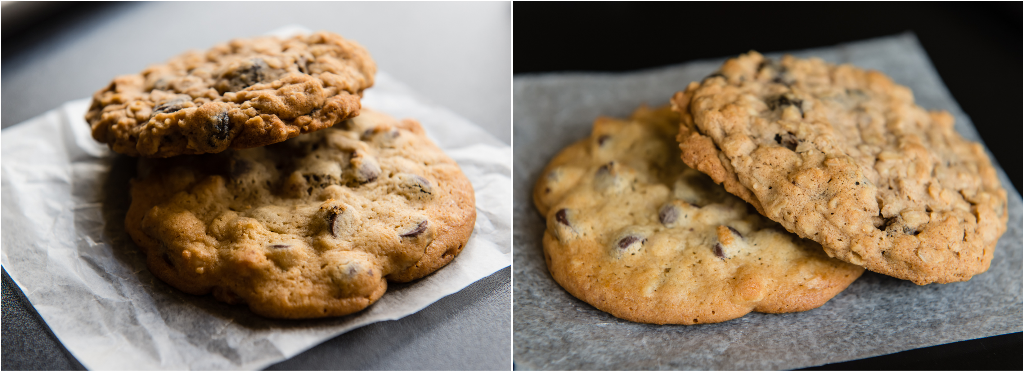 European-Style Oatmeal Raisin Cookies Recipes — Dishmaps