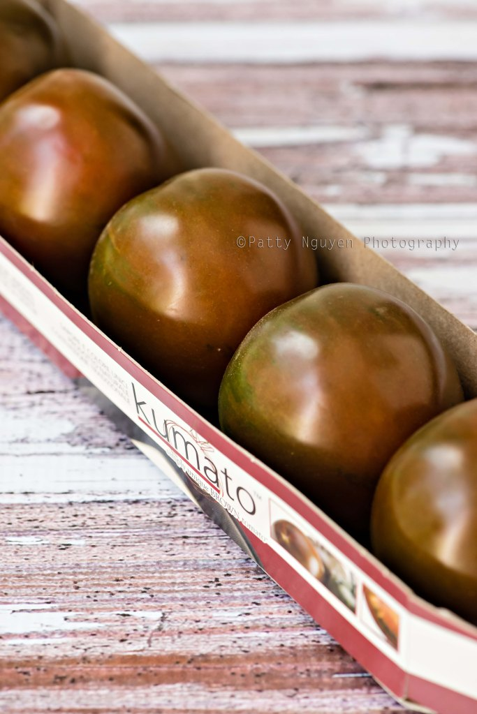 Brown tomatoes!